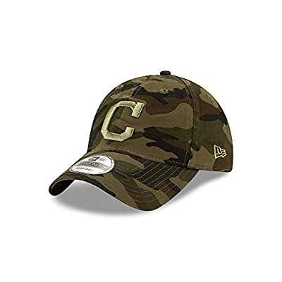 New Era Cleveland Indians Camo Core Classic 9TWENTY Hat/Cap