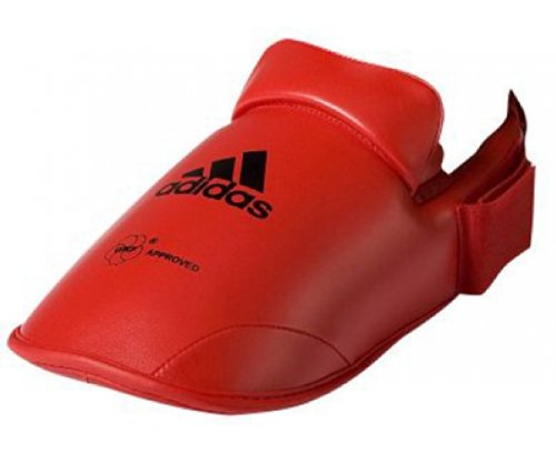 Adidas 661.50d schützt Fuß Herren XL Rot