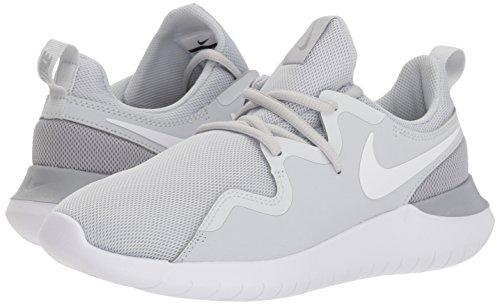 White Multicolores Chaussures Tessen Nike 002 Platinum Damen Sneaker Pour pure Grey Femmes Wolf IzAtqw