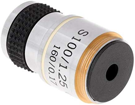 Algol 4X//10X //40X //100X Achromatic Objective Lens for Biological Microscope 185