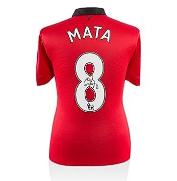 Maillot Domicile Manchester United Juan Mata