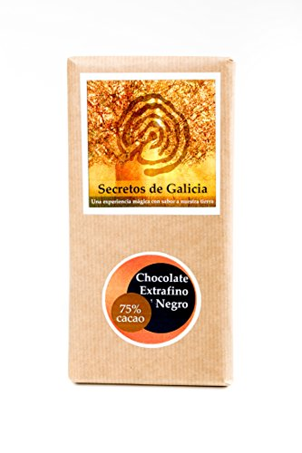 Tableta Chocolate Extrafino Negro 75%