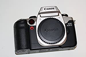 Canon EOS Elan II 35mm SLR Camera (Body Only)