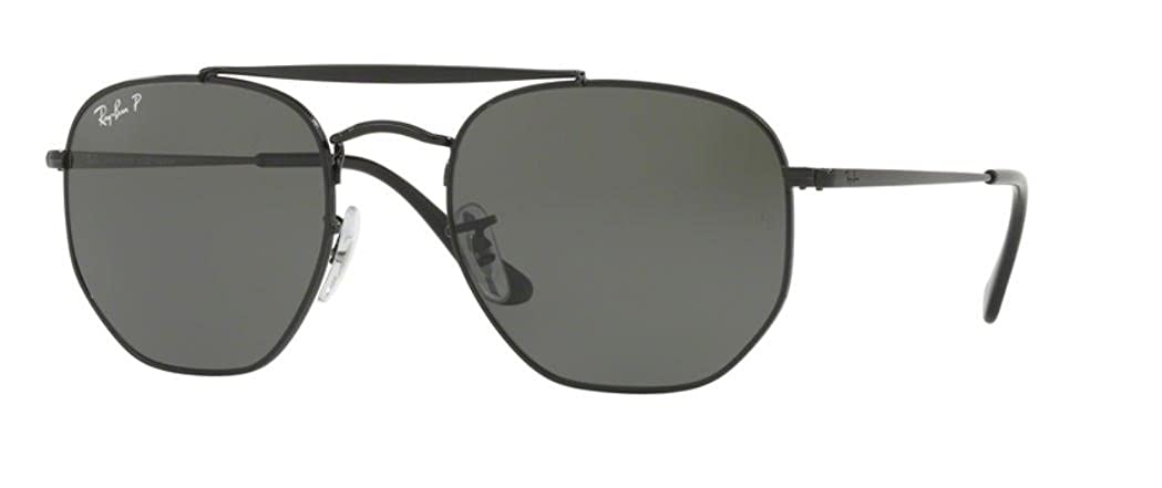 Amazon.com: Ray-Ban RB3648 The Marshal - Gafas de sol para ...