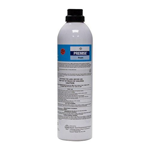 Premise Foam Insecticide Termiticide 6-18 oz (Premise Foam)