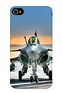 For Apple Iphone 4/4S Case Cover - Retailer Packaging Fighter Jets Jetfighter Military Navy Aircraftcarrier Carrier Case