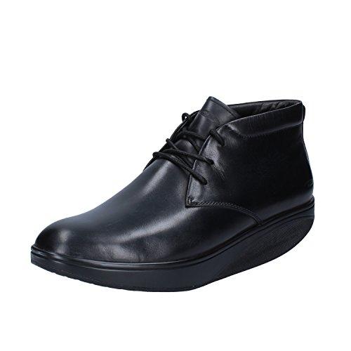 MBT Balozi Dress Luxe Chukka Ankle Dynamic Boots Man 39 EU Black Leather Dynamic Ankle B07BL444K1 Shoes 8dc62a