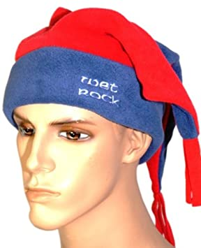 effe004d562 Image Unavailable. Image not available for. Colour  Wet Rock Jester Fun Ski  Hat - Navy Red