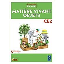 MATIERE  VIVANT  OBJETS CE2 + DVD ROM