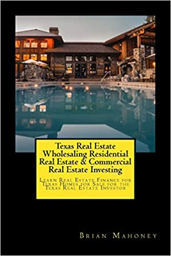Amazon.com: Texas Real Estate Wholesaling Residential Real ...