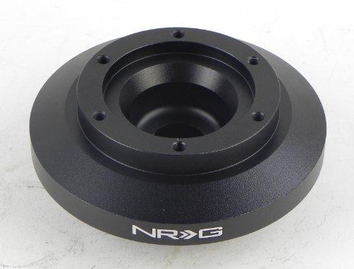 (NRG Short Steering Wheel Hub Adapter (Boss) Kit - BMW E46 (All Years) - Part # SRK-E46)