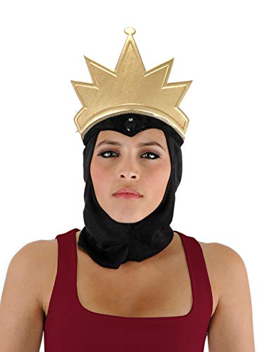 Elope Disney Snow White Evil Queen Headpiece for Adults (Snow White And The Evil Queen Costume)