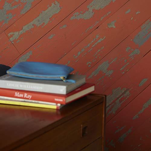 Timeline 954 Wood Skinnies, Wood Panels, New Orange, 11/32