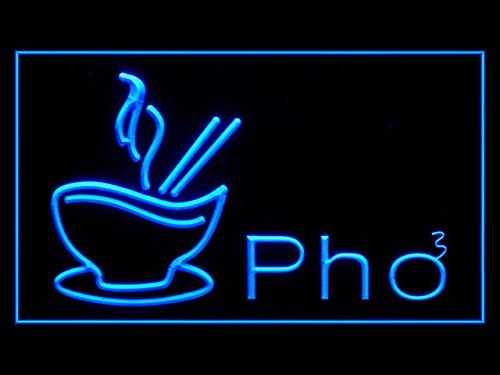 - Pho Vietnamese Noodle Soup Food Restaurant Led Light Sign