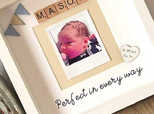 New Baby Boy Christening Gifts Newborn Nursery Decor