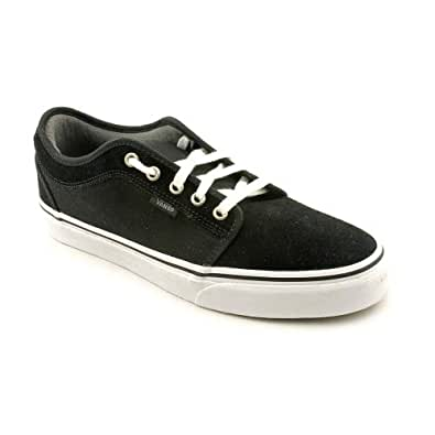 Vans Mens Chukka Low, Black/Pewter/White , 7