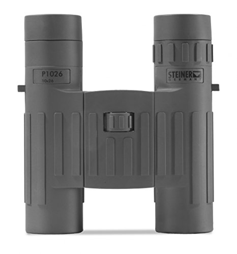 Steiner 10×26 P1026 Binoculars, Grey, 10×26 For Sale