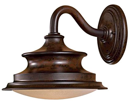 Minka Lavery 8122-A188-PL Vanira Place 1 Light Wall Mount, 13