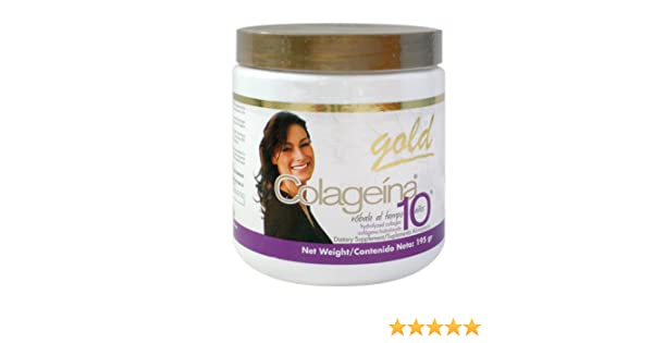 Amazon.com: Colageina Gold Original Tratamiento para 3 Meses: Health & Personal Care