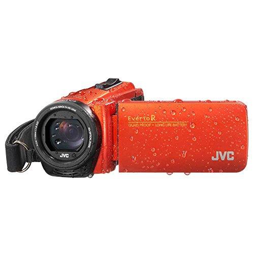 JVC Everio GZ-R460 Quad Proof 1080p HD Video Camera Camcorde