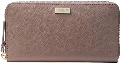 - Kate Spade Laurel Way Newbury Lane Neda Leather Wallet (Cityscape)
