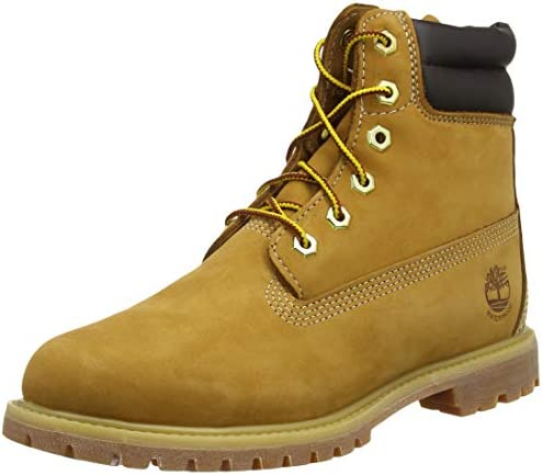 Timberland Waterville 6 inch Double Collar Waterproof, Stivali Donna
