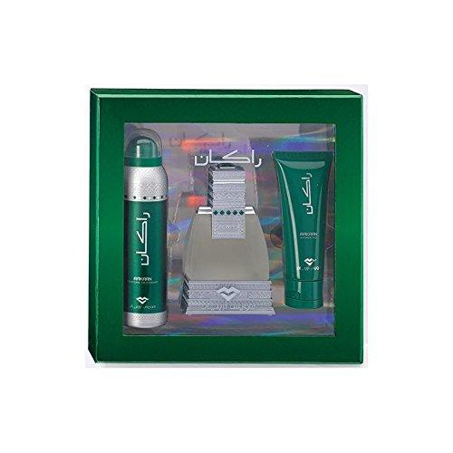 Rakaan Gift set by Swiss Arabian perfumes