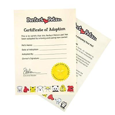 Perfect Petzzz Golden Retriever Plush: Toys & Games
