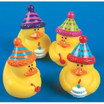 Happy Birthday Rubber Ducks - 9