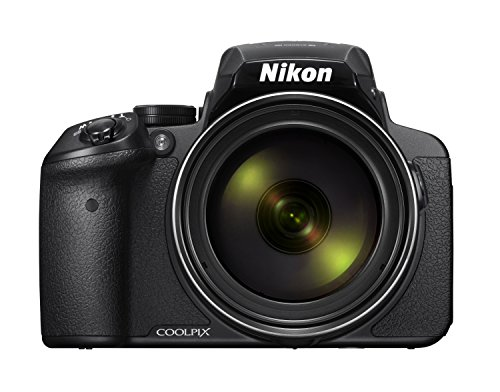Nikon COOLPIX P900 Digital Camera - Black (16.0 MP CMOS sensor, 83x Zoom) 3-Inch LCD...