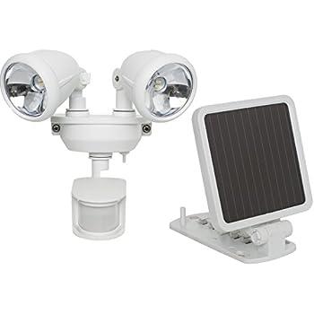 High Output Solar Spot Light White Light Directional