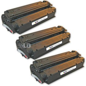 LD © Compatible Replacements for HP C7115X (15X) Set of 3...