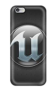 New Premium Lillie Bauer Unreal Tournament Video Game Other Skin Case Cover Wonderful Fitted For Iphone 6 Plus