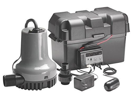 Bur Cam BurCam 300403  Emergency Back Up Pump, 12V
