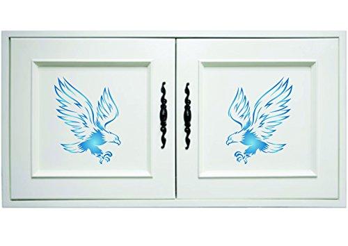 Templates, Stencils & Patterns - Eagle Stencil - 6 5 x 8 5