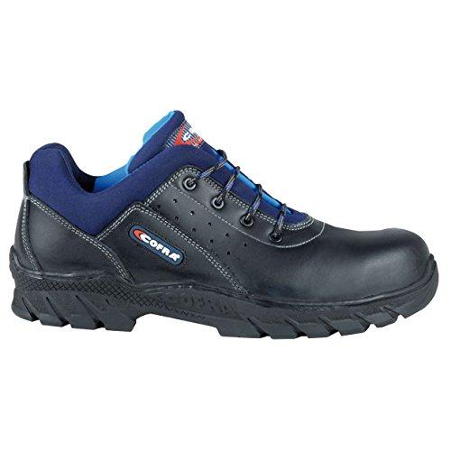 Cofra 17670–000.w46Scorpio bis S3HI CI HRO SRC–zapatos de seguridad talla 46NEGRO