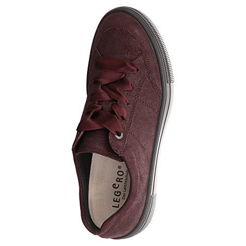 Lima 58 Prugna Legero Trainers Black Women's Red 58 6CBq1Aw