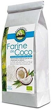 Harina de coco ¡Sin gluten! Paquete de 400g: Amazon.es: Salud y ...