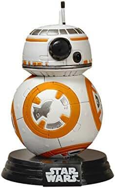 FUNKO POP BB-8 Robot Action Figure Star Wars, Bobble-head Kids Figurine Gift Toy