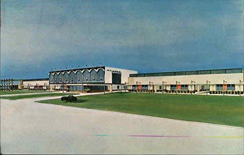 alamo-plaza-motel-chattanooga-tennessee-original-vintage-postcard