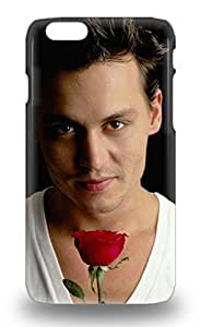 Iphone 3D PC Case Cover For Iphone 6 Retailer Packaging Johnny Depp American Male John Christopher Depp Edward Scissorhands Protective 3D PC Case ( Custom Picture iPhone 6, iPhone 6 PLUS, iPhone 5, iPhone 5S, iPhone 5C, iPhone 4, iPhone 4S,Galaxy S6,Galaxy S5,Galaxy S4,Galaxy S3,Note 3,iPad Mini-Mini 2,iPad Air ) Kimberly Kurzendoerfer