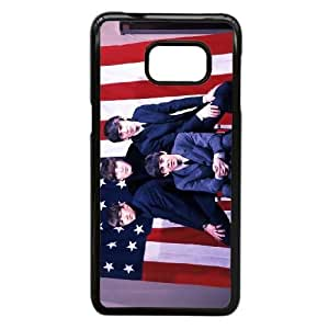 Generic Design Back Case Cover Samsung Galaxy Note 5 Edge Cell Phone Case Black The Beatles Vmzeoa Plastic Case