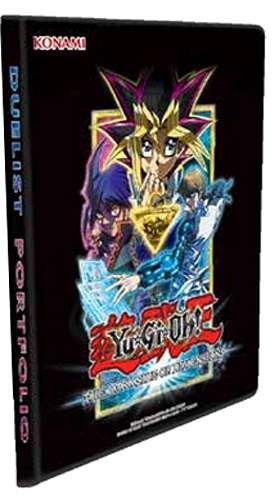 Yu Gi Oh Card Binder - Yu-Gi-Oh The Darkside of Dimensions 9-Pocket Duelist Portfolio