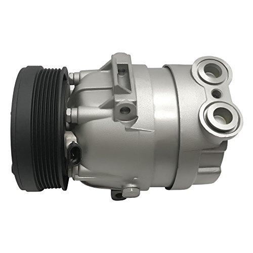 RYC Remanufactured AC Compressor and A/C Clutch FG290