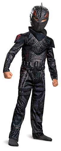 Disguise Hiccup Classic How to Train Your Dragon Child Costume, XS (3T-4T) Black