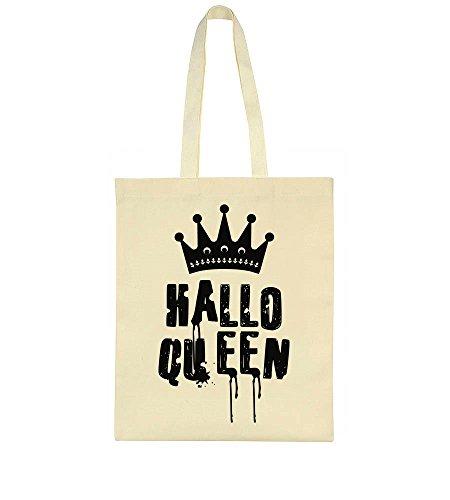 Creepy Halloween Hallo Queen Bag Bag Crown Creepy Halloween Tote Queen Design Hallo Design Hallo Queen Tote Creepy Crown pfzqn7x