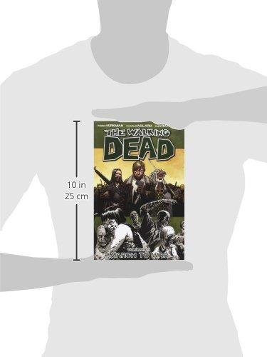 The Walking Dead Volume 19: March to War (Walking Dead (6 Stories))
