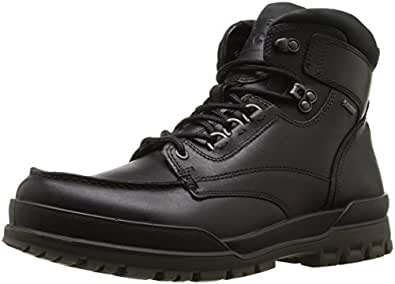Amazon.com | ECCO Men's Track 6 Gore-Tex Moc Toe High