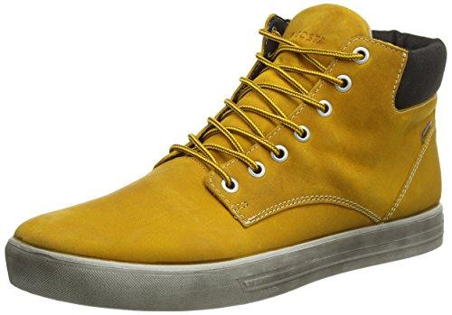 RicostaStan - Zapatillas hombre marrón - Braun (curry 244)