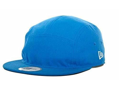 New Era new Originals Basic Camper Blue Adjustable Fit Hat Cap - One Size Fits All OSFA (New Era Camper Hat)